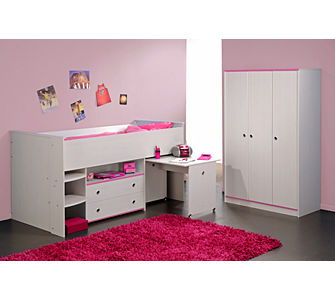 komplett set s kinderzimmer jugendzimmer kinderzimmer m. Black Bedroom Furniture Sets. Home Design Ideas