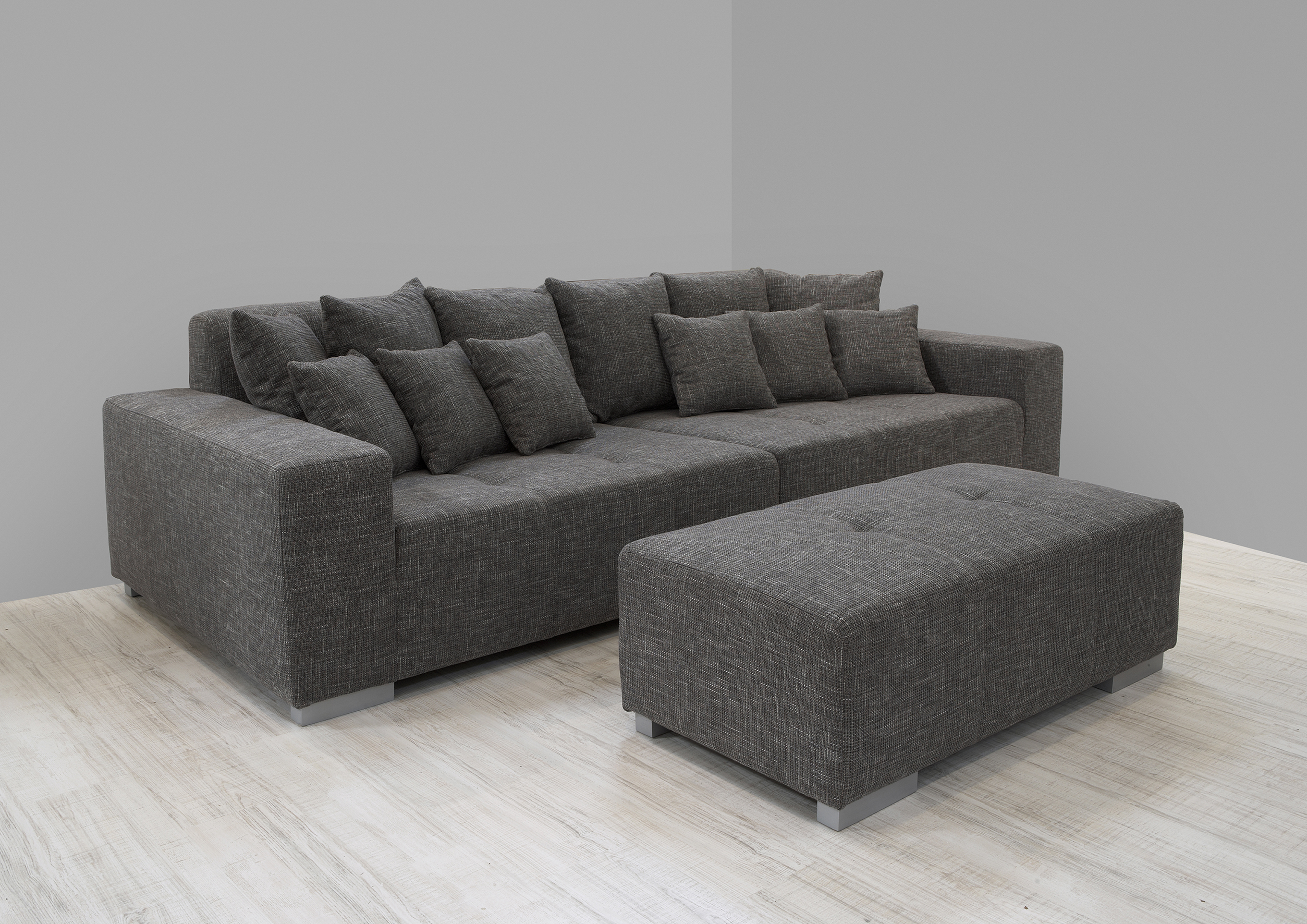 megasofa big sofa ariva inklusive kissen megasofa bigsofa sofas couches wohnzimmer. Black Bedroom Furniture Sets. Home Design Ideas